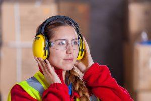 dispositivi di protezione dell'udito