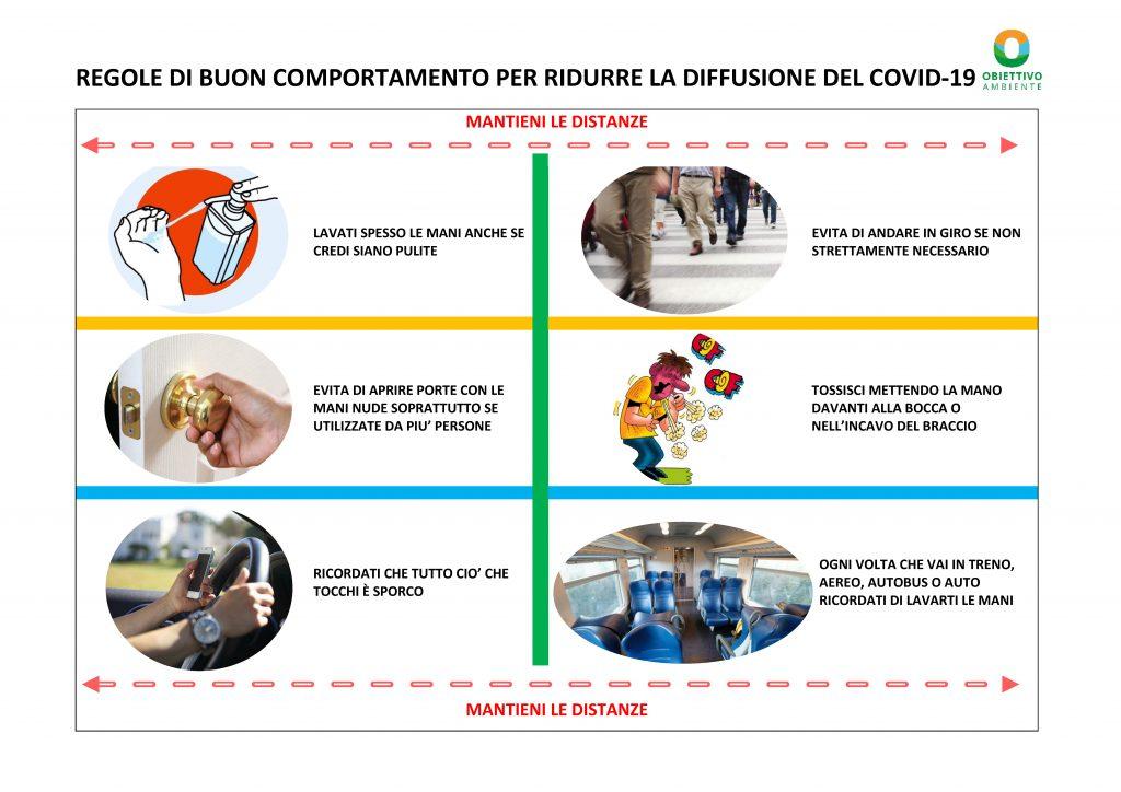 REGOLE DI BUON COMPORTAMENTO COVID-19_19.03.2020