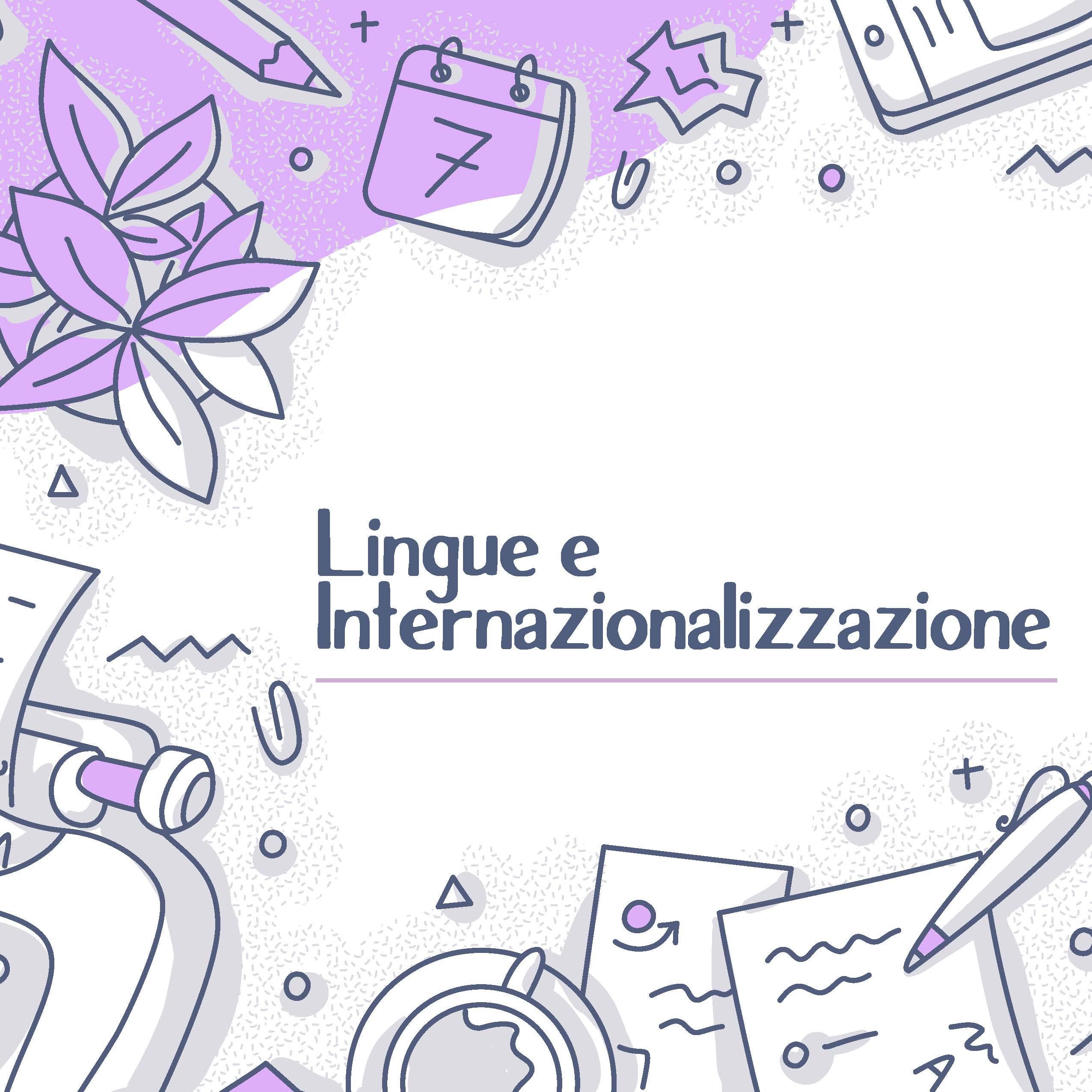 Lingue e Internazionalizzazione